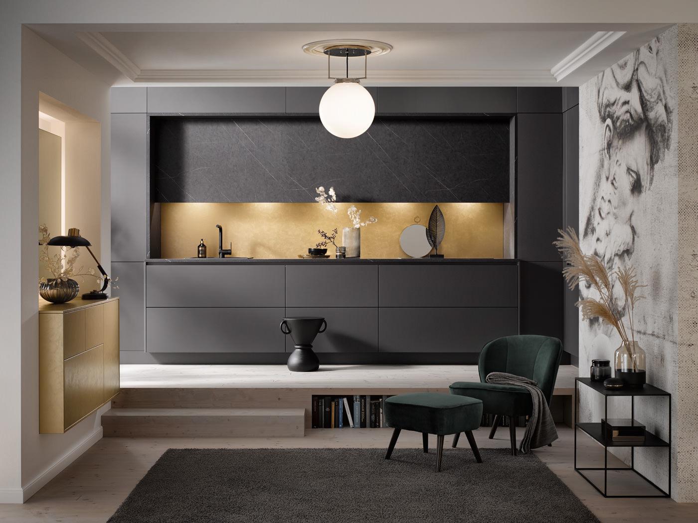elementa – die Zukunft moderner Designküchen